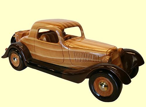 Model Ford Coupe